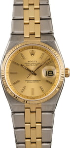 Pre Owned Rolex Datejust 1630 Two Tone