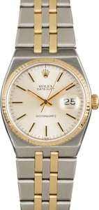 Rolex Datejust 17013 Two Tone Integral