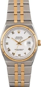 Pre Owned Rolex Datejust OysterQuartz 17013