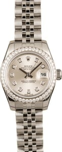 Used Rolex Datejust 179384 Diamonds