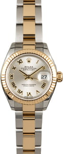 Rolex Lady-Datejust 28MM 279173 Two Tone Oyster