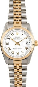Rolex Datejust 31 Mid-size 68273 Two-Tone