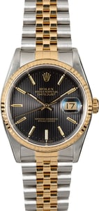Rolex Datejust 36 Black 16233