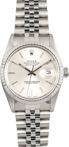 Rolex Datejust 36MM 16030 Steel Jubilee