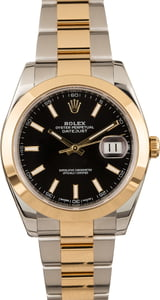 Pre-Owned Rolex Datejust 41 Ref 126303 Two Tone Oyster