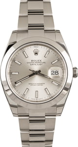 Men's Rolex Datejust 126300