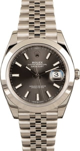 Pre-Owned Rolex 126300 Datejust 41