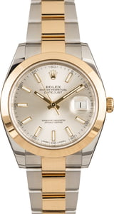 Pre-Owned Rolex Datejust 41 126303