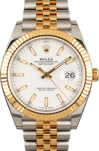 Used Rolex Datejust 41 Ref 126333