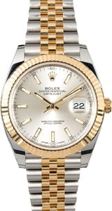 Pre Owned Rolex Datejust 126333 Jubilee