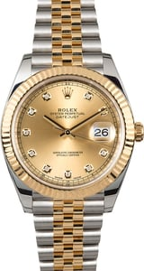 Rolex Datejust 41 Diamond 126333