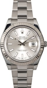 Rolex Datejust 116334 Steel Oyster