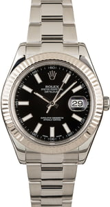 Rolex DateJust II 41MM 116334