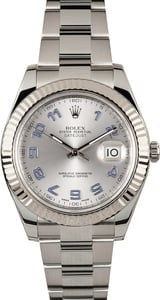 Rolex Datejust 41MM Ref 116334 Arabic Dial
