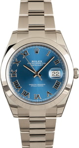 Rolex Datejust 126300 Oyster Band