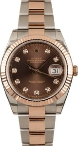 Pre-Owned Rolex Datejust 126331 Diamond Dial