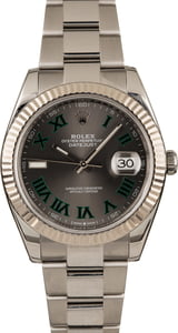 Pre-Owned 41MM Rolex Datejust II Ref 126334