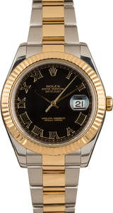 PreOwned Rolex DateJust II Ref 116333 Roman Markers T