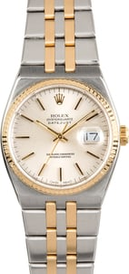 Rolex Datejust OysterQuartz 17013 Two Tone