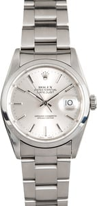 TT Men's Rolex Datejust Stainless Steel Watch 16200