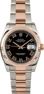 Rolex Datejust Rose Gold 116231