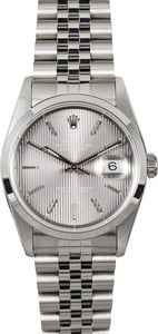 Rolex Datejust Stainless Jubilee 16200