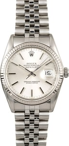 Rolex Datejust Stainless Steel 16000