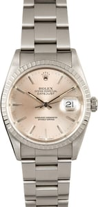 Rolex Datejust Stainless Steel 16220