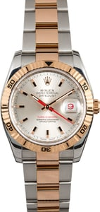 Rolex Datejust Thunderbird 116261 Rose Gold