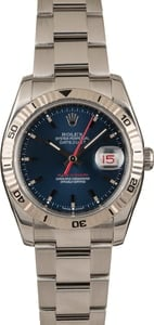 Pre-Owned Rolex Mens Datejust 116264 Turn-O-Graph