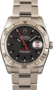 Rolex Datejust Thunderbird 116264 Black