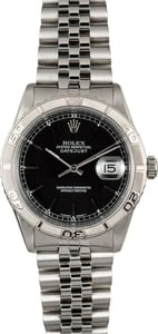 Rolex Datejust Thunderbird 16264 Black