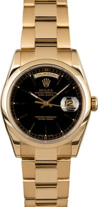 Pre-Owned Rolex Day-Date 118208