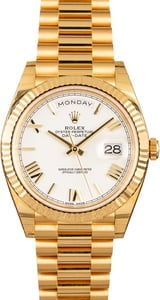 Rolex Day-Date Presidential 40MM 228238