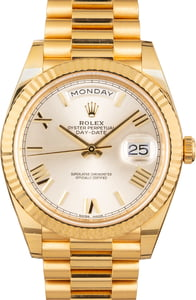 Rolex Day-Date 40 President 228238