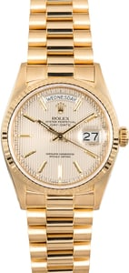 Rolex Day-Date Gold President 18038