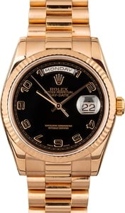 Rolex Day-Date President 118235 Everose Gold