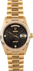 Rolex Day-Date President 18238 Certified Pre-Owned