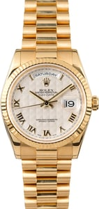 Rolex Day-Date Presidential 118238