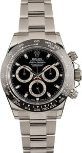 Pre-Owned Rolex Daytona Cosmograph 116500LN Ceramic Black Bezel 40MM