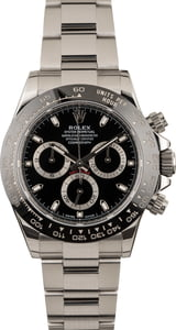 Pre Owned Rolex Daytona 116500LN Ceramic Tachymetric Bezel