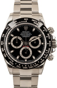 Rolex Cosmograph Daytona 116500 Ceramic Model