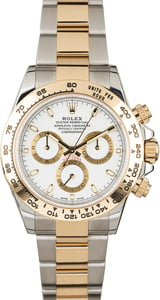 PreOwned Rolex Daytona Cosmograph 116503 White Dial
