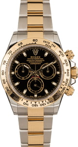 Pre-Owned Rolex Daytona 116503 Black Dial