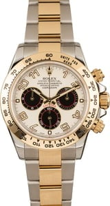 Used Rolex Daytona Cosmograph 116503 White Arabic Dial T
