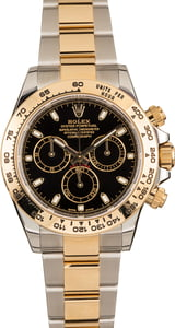 Pre-Owned Rolex Cosmograph Daytona 116503 Black Dial