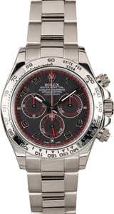 Rolex Daytona White Gold