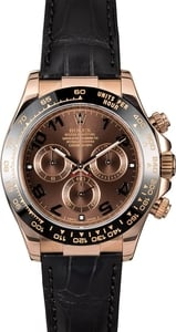 Rolex Everose Daytona 116515 Chocolate Dial