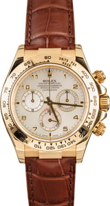 Pre-Owned Rolex Daytona 116518 Mother of Pearl