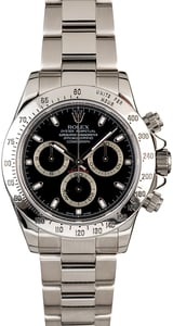 Pre-Owned Men's Rolex Daytona 116520 Stainless Steel